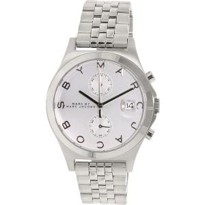 Marc by Marc Jacobs Women's Fergus MBM3378 Silver Stainless-Steel Quartz Watch