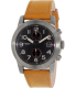 Marc by Marc Jacobs Men's Larry MBM5082 Brown Leather Quartz Watch - Main Image Swatch