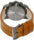 Marc by Marc Jacobs Men's Larry MBM5082 Brown Leather Quartz Watch - Back Image Swatch