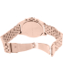 Marc by Marc Jacobs Women's Fergus MBM3380 Rose Gold Stainless-Steel Quartz Watch - Back Image Swatch