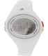 Adidas Men's Adizero ADP3166 White Rubber Quartz Watch - Main Image Swatch