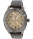 Emporio Armani Men's Sportivo AR6058 Brown Leather Quartz Watch - Main Image Swatch