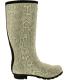 Bearpaw Women's Constance Knee-High Rubber Rain Boot - Side Image Swatch