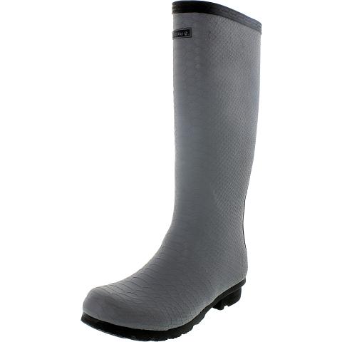 Bearpaw Women's Constance Knee-High Rubber Rain Boot