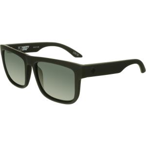 Spy Men's Discord 673119973863 Black Square Sunglasses