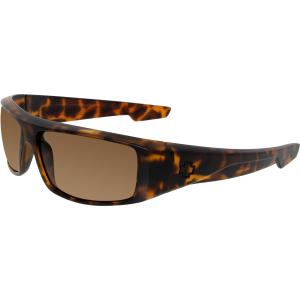 Spy Men's Logan 670939995865 Tortoiseshell Rectangle Sunglasses