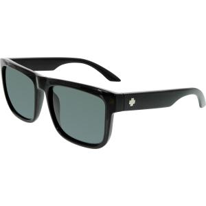 Spy Men's Discord 673119038863 Black Square Sunglasses