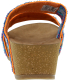Rocket Dog Women's Ginnie Summer Crush Ankle-High Canvas Sandal - Back Image Swatch
