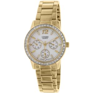 Citizen Women's ED8092-58D Gold Stainless-Steel Quartz Watch