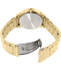 Citizen Women's ED8092-58D Gold Stainless-Steel Quartz Watch - Back Image Swatch