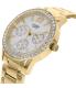 Citizen Women's ED8092-58D Gold Stainless-Steel Quartz Watch - Side Image Swatch