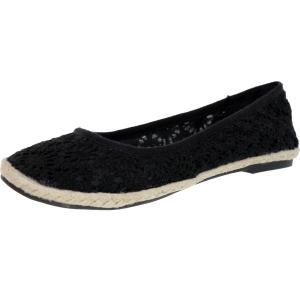 Rocket Dog Women's Montana Floret Ankle-High Fabric Flat Shoe