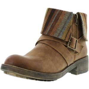 Rocket Dog Women's Tavi Suspect Ankle-High Leather Boot