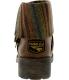 Rocket Dog Women's Tavi Suspect Ankle-High Leather Boot - Back Image Swatch