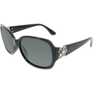 Vogue Women's  VO2778SB-W44/87-58 Black Butterfly Sunglasses