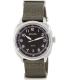 Bulova Men's 96B229 Silver Nylon Quartz Watch - Main Image Swatch