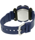 Casio Men's G-Shock DW9052-2 Blue Resin Quartz Watch - Back Image Swatch