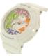 Casio Women's Baby-G BGA131-7B3 White Plastic Quartz Watch - Side Image Swatch