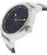 Armani Exchange Men's AX1361 Black Leather Quartz Watch - Side Image Swatch