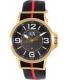 Armani Exchange Men's AX1581 Black Nylon Quartz Watch - Main Image Swatch