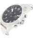 Armani Exchange Men's AX1750 Silver Stainless-Steel Quartz Watch - Side Image Swatch