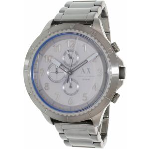 Armani Exchange Men's AX1753 Grey Stainless-Steel Quartz Watch