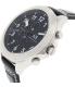 Armani Exchange Men's AX1754 Black Leather Quartz Watch - Side Image Swatch
