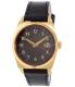 Armani Exchange Men's AX2306 Black Leather Quartz Watch - Main Image Swatch