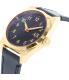 Armani Exchange Men's AX2306 Black Leather Quartz Watch - Side Image Swatch