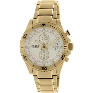Fossil Men's Wakefield CH2974 Gold Stainless-Steel Quartz Watch