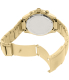 Fossil Men's Wakefield CH2974 Gold Stainless-Steel Quartz Watch - Back Image Swatch