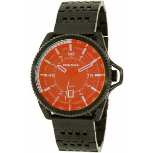 Diesel Men's DZ1720 Black Stainless-Steel Quartz Watch