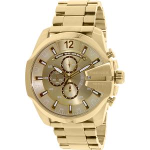 Diesel Men's DZ4360 Gold Stainless-Steel Quartz Watch
