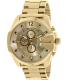 Diesel Men's DZ4360 Gold Stainless-Steel Quartz Watch - Main Image Swatch