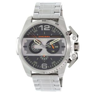 Diesel Men's DZ4363 Silver Stainless-Steel Quartz Watch
