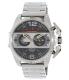 Diesel Men's DZ4363 Silver Stainless-Steel Quartz Watch - Main Image Swatch