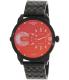Diesel Men's DZ7340 Black Stainless-Steel Quartz Watch - Main Image Swatch