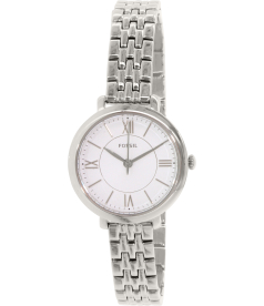 Fossil Women's Jacqueline ES3797 Silver Stainless-Steel Quartz Watch