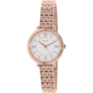 Fossil Women's Jacqueline ES3799 Rose Gold Stainless-Steel Quartz Watch