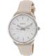 Fossil Women's Tailor ES3806 Beige Leather Quartz Watch - Main Image Swatch