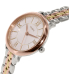 Fossil Women's Jacqueline ES3847 Silver Stainless-Steel Quartz Watch - Side Image Swatch