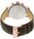 Fossil Men's FS5103 Rose Gold Leather Quartz Watch - Back Image Swatch