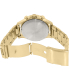 Fossil Men's Nate JR1479 Gold Stainless-Steel Quartz Watch - Back Image Swatch