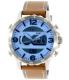 Fossil Men's JR1492 Brown Leather Quartz Watch - Main Image Swatch