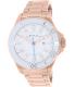 Marc by Marc Jacobs Women's Dizz MBM3409 Rose Gold Stainless-Steel Quartz Watch - Main Image Swatch