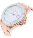Marc by Marc Jacobs Women's Dizz MBM3409 Rose Gold Stainless-Steel Quartz Watch - Side Image Swatch