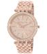 Michael Kors Women's Darci MK3399 Rose-Gold Stainless-Steel Quartz Watch - Main Image Swatch
