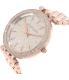 Michael Kors Women's Darci MK3399 Rose-Gold Stainless-Steel Quartz Watch - Side Image Swatch