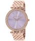 Michael Kors Women's Darci MK3400 Rose Gold Stainless-Steel Quartz Watch - Main Image Swatch