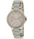 Michael Kors Women's Camille MK4306 Silver Stainless-Steel Quartz Watch - Main Image Swatch